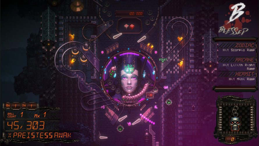 Flip Out as You Pinball the Occult in 'Demon's Tilt' for its Elusive Ultra Jackpot