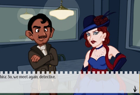'Detective Hank and the Golden Sneeze' Brings a Touch of Whodunit Randomness
