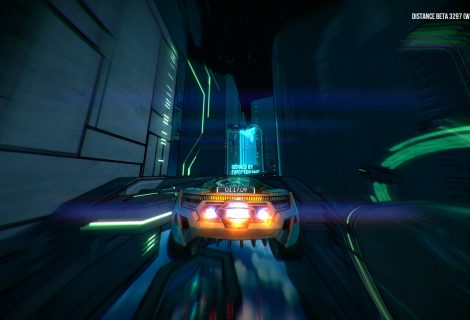 Survival Racer 'Distance' Races Onto Steam Early Access