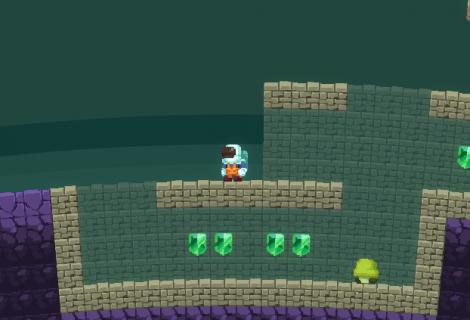 Ludum Dare Creation 'No Mario's Sky' Becomes 'DMCA's Sky' Because... Nintendo
