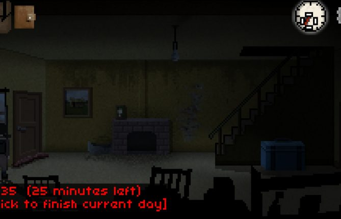 Point 'n Click to Keep Everyone Alive in 'Don't Escape: 4 Days to Survive'