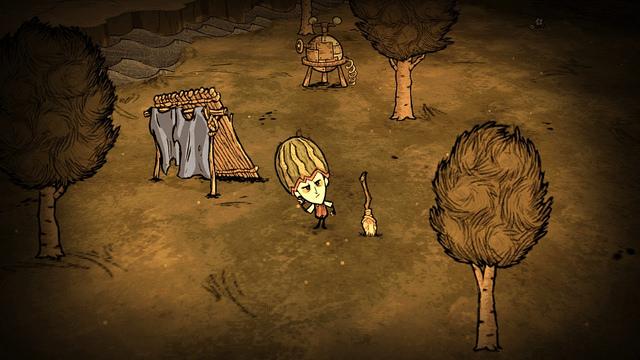 Klei September Survival: 'Don't Starve' Vita Port, 'Don't Starve Together' Closed PC Beta