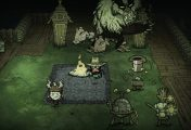 Go Trick or Treating With Friends in 'Don't Starve Together' as Hallowed Nights Returns and Wurt Arrives