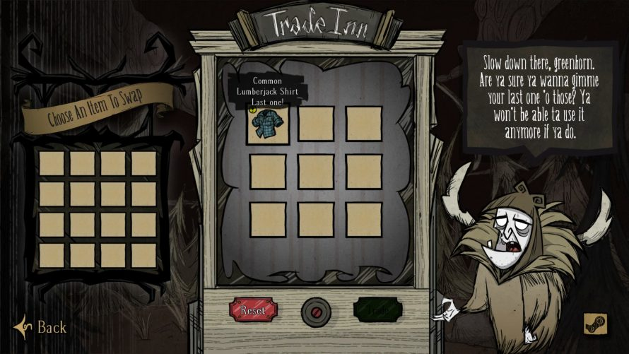 Avid 'Don't Starve Together' Collectors Rejoice: Latest Update Adds the Trade Inn!