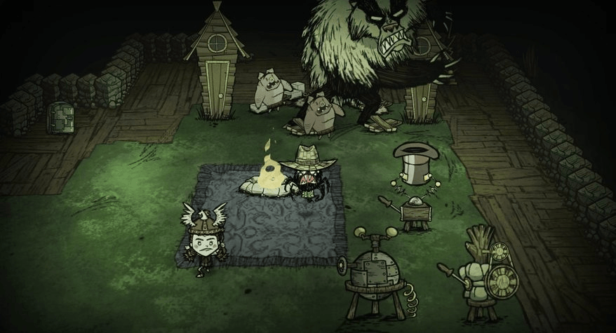 'Don't Starve Together' Expands With 'Reign of Giants' Content, Gameplay Tweaks