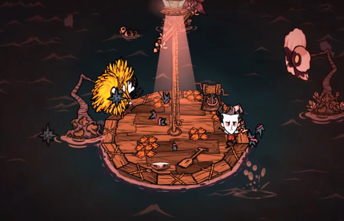 Seafaring in 'Don't Starve Together: Return of Them' Certainly Got More Hazardous After the 'Troubled Waters' Update