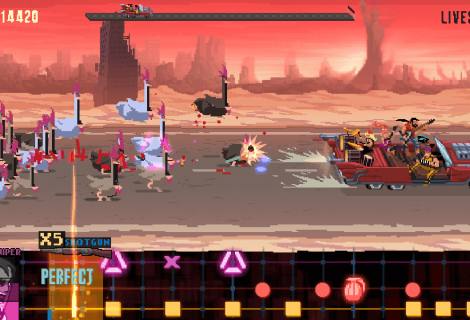 Rock the Road to Kill Apocalyptic Metal as 'Double Kick Heroes' Enters Early Access