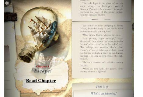 Arrr! Dave Morris' Gamebook 'Down Among the Dead Men' Has Gone Digital