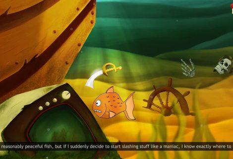 [Update: Greenlit] Stuck In Greenlight Limbo: 'Dudefish Episode 1: Squidsteen's Legacy'