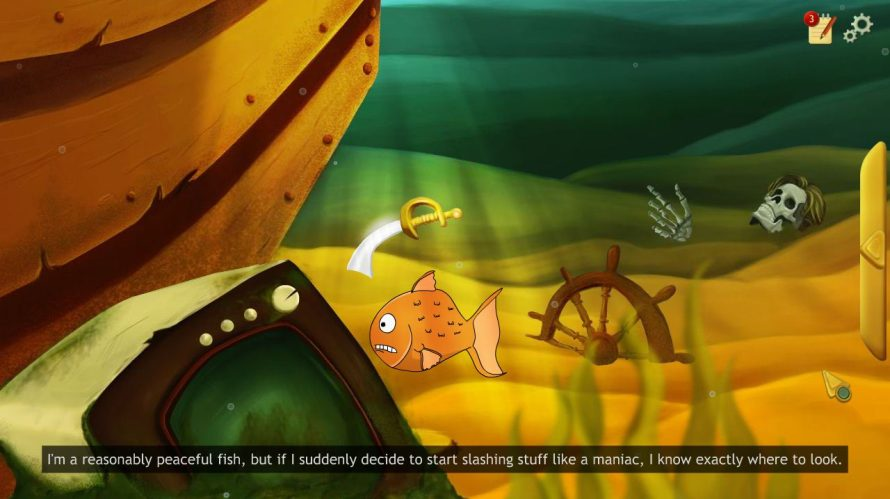 Once Human, Now Fish Impressions: Solve the Underwater Mystery of 'Dudefish'