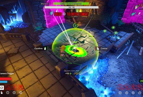 'Dungeon Defenders: Awakened' Beta Impressions: Defenders, Assemble!