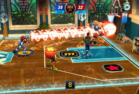 Itemization Changes 'Dunk Lords' From a Typical Basketball Game to a Strategical Affair