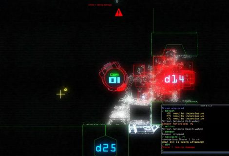 'Duskers' (Alpha) Tasks You With Survival In a World Gone Awry, Ancient Tech Your Tools