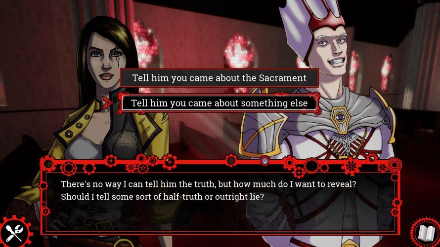 'Echoes of the Fey: The Last Sacrament' to Mix Visual Novel With Tabletop RPG… Soon!