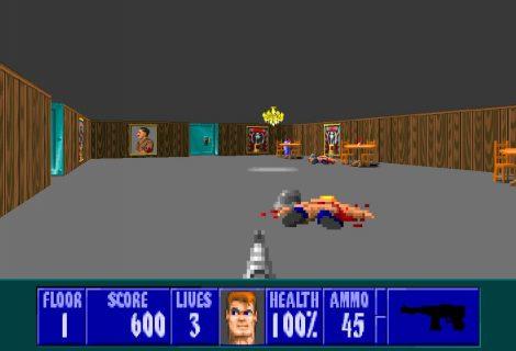 'ECWolf' Adds a Few Modern Features to 'Wolfenstein 3D'