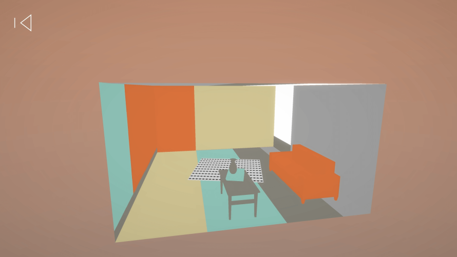 'Empty.' Impressions: Furniture, Why Won't You Vanish?!