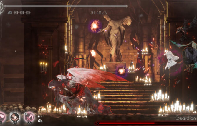 'ENDER LILIES: Quietus of the Knights' Adds NG+, Boss Rush, and More