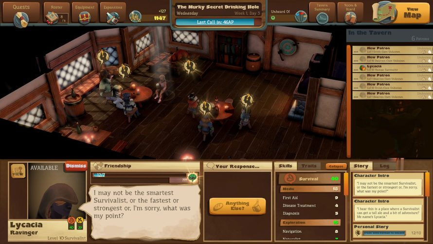 'Epic Tavern' Will be Built by Adventurers, Glorious Exploits and Grave Misfortune Alike
