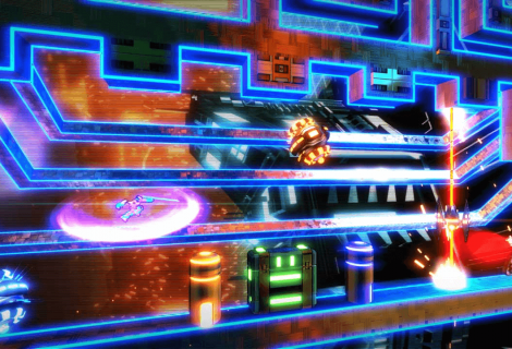 'Exception' Is Almost Certainly the Flashiest 2.5D Platformer You'll Play... Later This Year