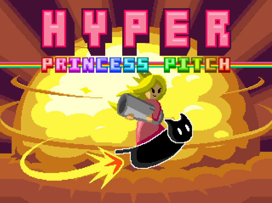 Merry Christmas 'Hyper Princess Pitch'! (Review)