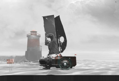 'FAR' - Become One With Your Vessel In This Vehicular Adventure