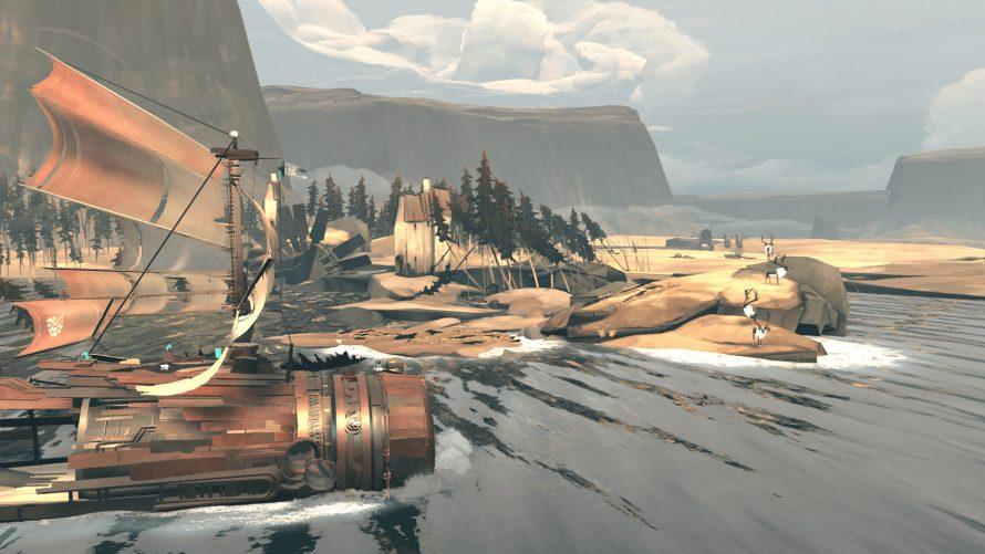 A Fantastic Voyage Awaits in 'FAR: Lone Sails' Sequel 'FAR: Changing Tides'