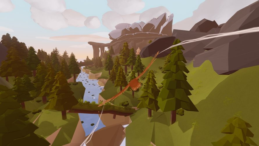 Fly Like an Eagle: 'Feather' Lets Players Soar Through the Skies in Zen-Like Exploration