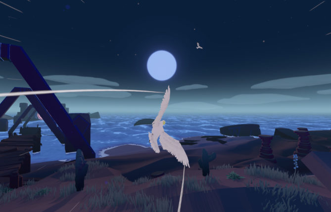 """'Feather' Brings Social Zen Flying to Xbox One, PS4 With """"biggest update"""""""