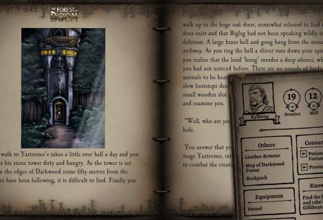 Gamebooks of Slavery and Horror Will Be Joining 'Fighting Fantasy Classics' This Week