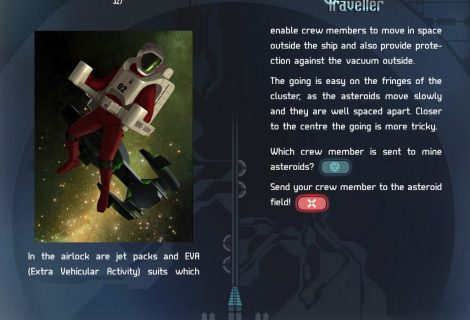 Choose Your Own Sci-Fi Adventure In 'Fighting Fantasy: Starship Traveller'