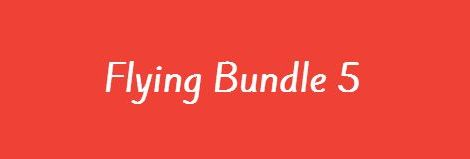 Flying Bundle's Got 5 On It With Eight Great Indie Games