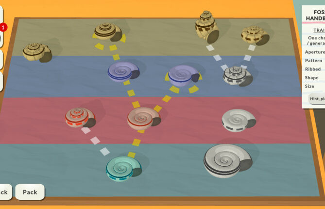 Solve Evolutionary Puzzles to Expand Your 'Fossil Corner'
