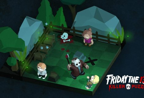 Jason Voorhees to Bring Plenty Murderous Mayhem In 'Friday the 13th: Killer Puzzle'