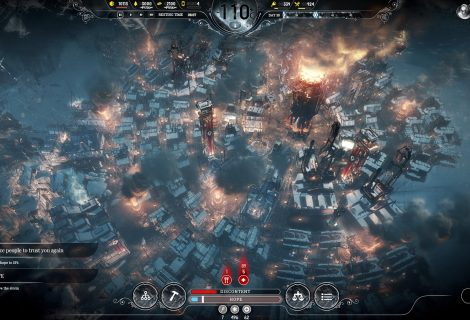 New Dilemmas Awaits Players in Free 'Frostpunk' Update, A Christmas Carol