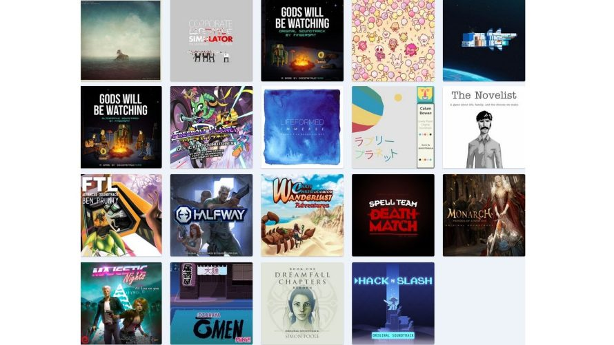 Game Music Bundle Finally Returns With More Rocking Indie Game Tunes