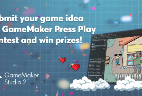 Bring Your Wildest Game Idea to Life Through 'GameMaker Press Play'