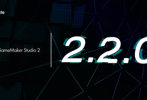 Newly Released GameMaker Studio 2 Version 2.2.0 Brings Nintendo Switch Support