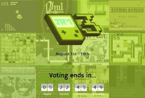 Hurry Up: Less Than a Week Left to Vote On 250+ Brand New GameBoy Titles