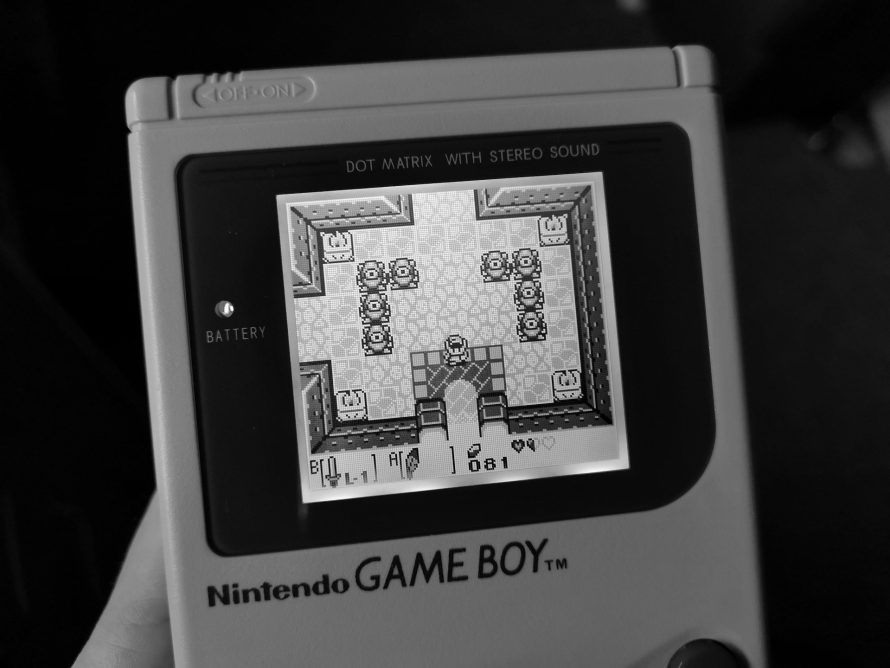 Celebrate the Four Colors of Nintendo's Handheld by Partaking in 'GBJam 8'