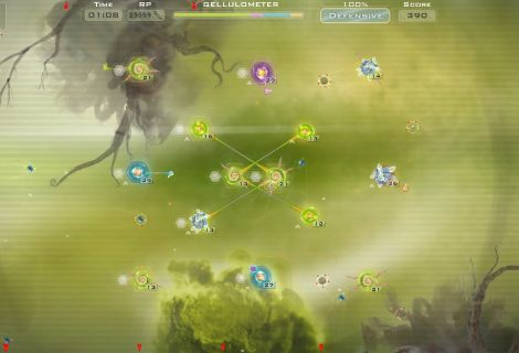 [Update: Greenlit] Stuck In Greenlight Limbo: 'Gelluloid Pro: Micro War Strategy'