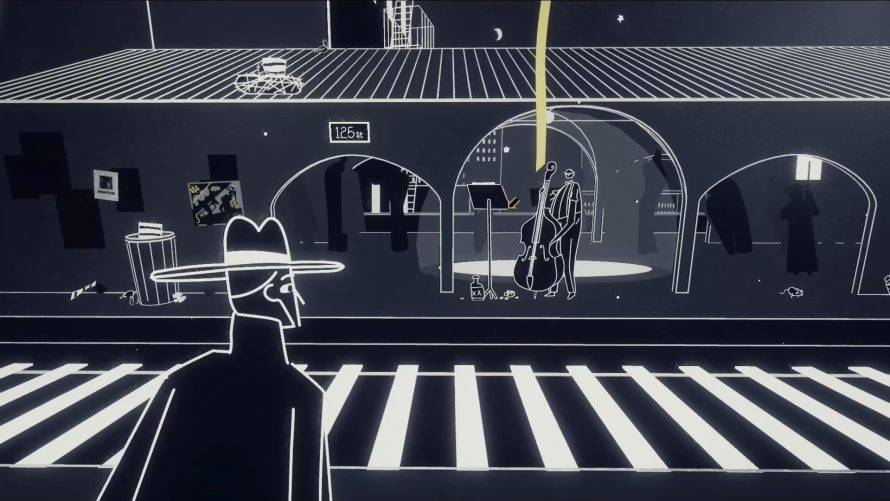 Save Your Love in 'Genesis Noir' by Interfering With The Big Bang