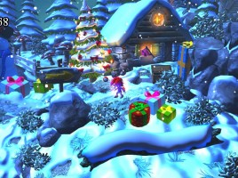 Giana Sisters: Twisted Dreams Christmas update