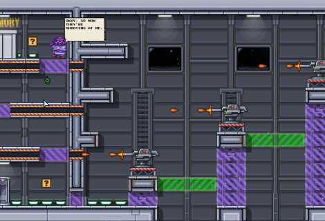 [Update: Greenlit] Stuck In Greenlight Limbo: 'Glorch's Great Escape: Walking is for Chumps'