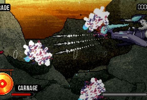 'Gongbat' - Time to SHMUP With the Power of Echolocation