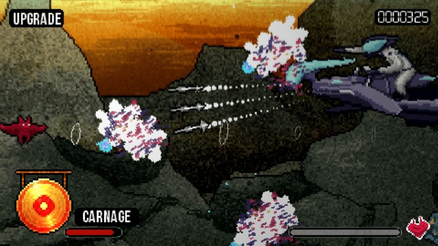 'Gongbat' – Time to SHMUP With the Power of Echolocation