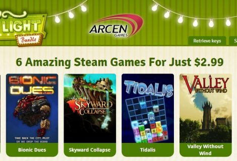 The Green Light Bundle Shines a Bright Spotlight On Arcen Games