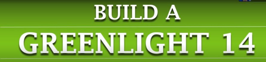 Build a Greenlight (Bundle) 14 On the Cheap, Remember to Vote
