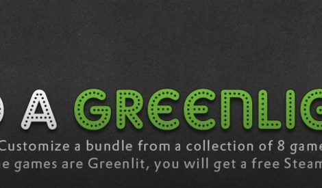 Build the 23rd Greenlight With Cheap Games, Remember to Vote!