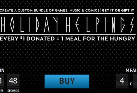 Holiday Helpings Bundles Indie Games With Groupees to Feed the Hungry