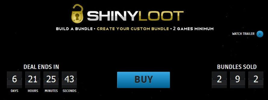 Latest Groupees Bundle Is Overflowing With Shiny Loot